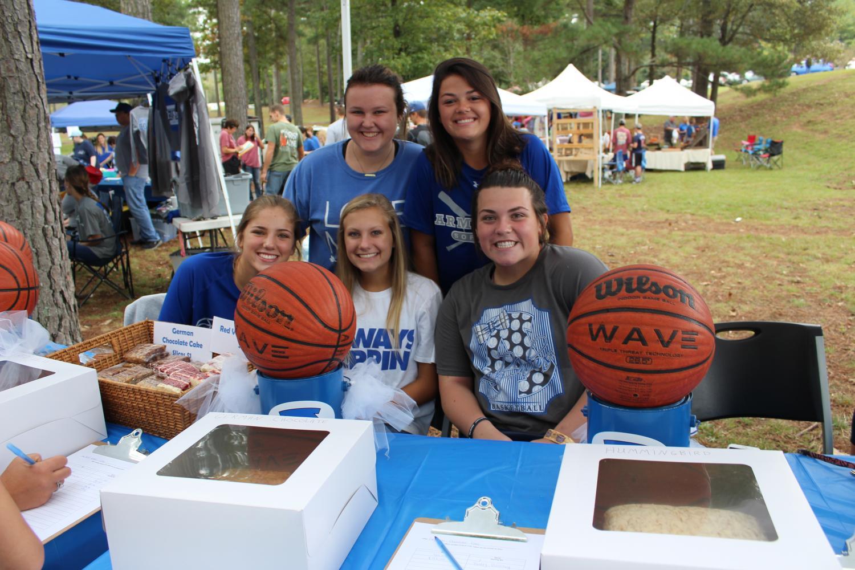 Basketball+booth