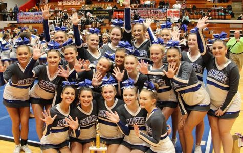 Competition Cheer Sets New Record