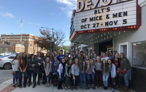 Plays 4 Days: AHS Takes on the Theatre– Macbeth & Steinbeck