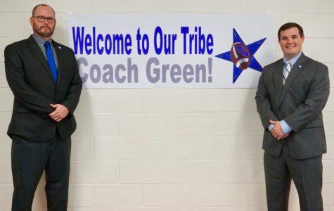 AHS Welcomes New Head Football Coach
