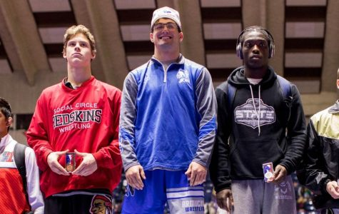 Wrestling at State 2018