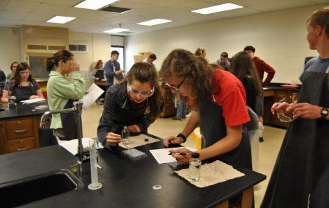 April Chemistry Lab