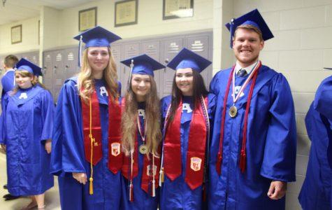 AHS Baccalaureate 2018