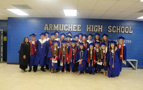Armuchee Tops AP Scholars List