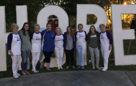 NHS Raised Close to $5,000 for Relay for Life