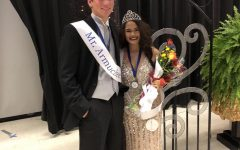 Mr. and Miss Armuchee Crowned May 2018