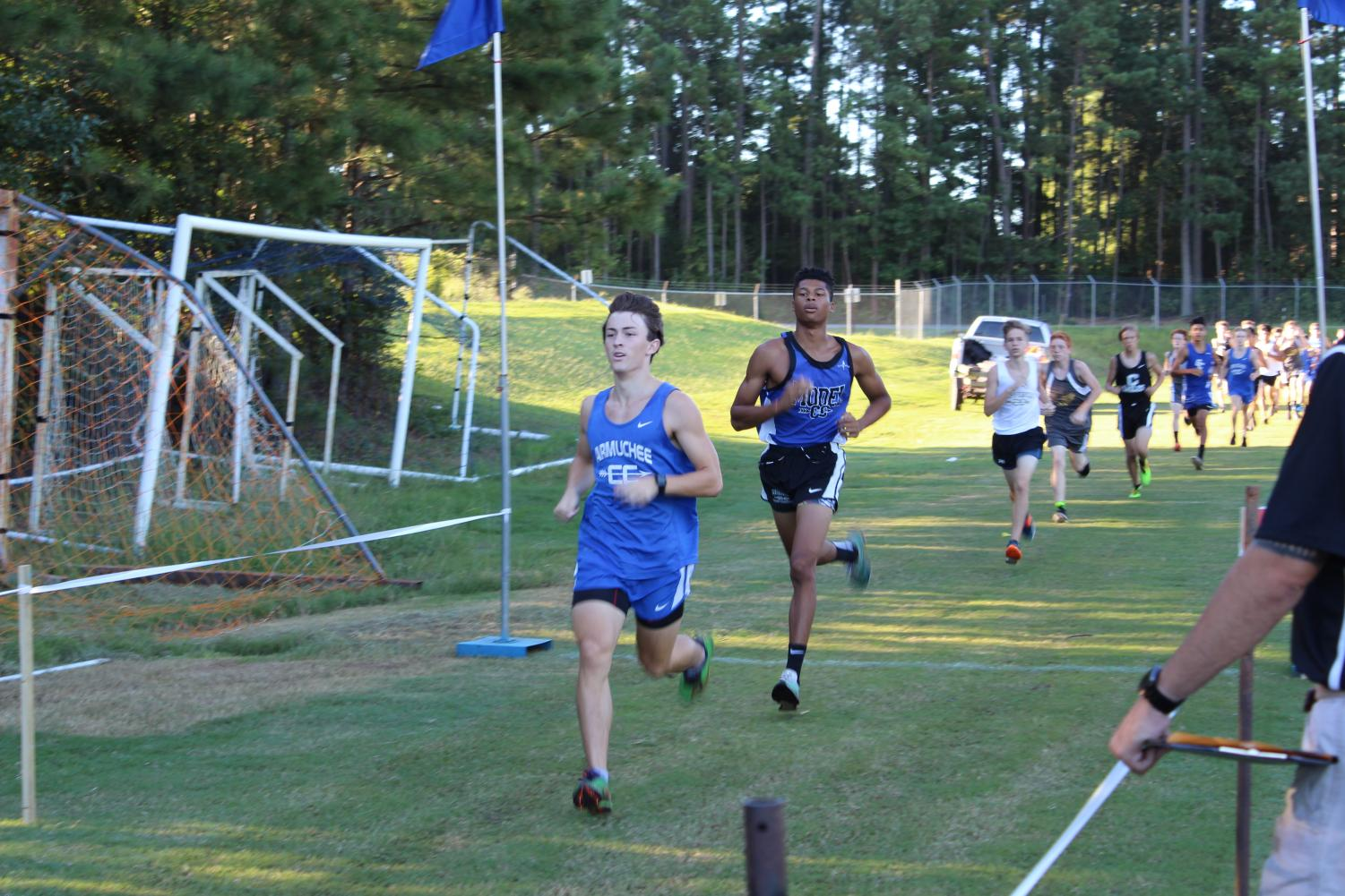Cross Country Race September 15, 2018