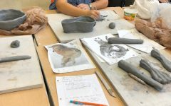 What's Going on in Art: Clay Projects