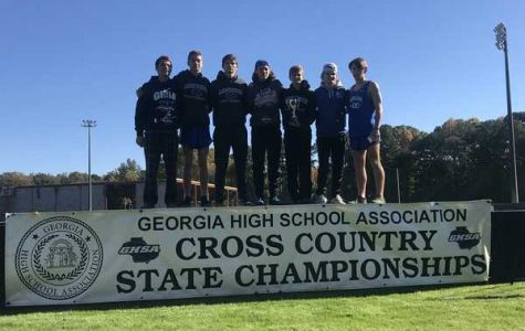 Cross Country Makes State 2018