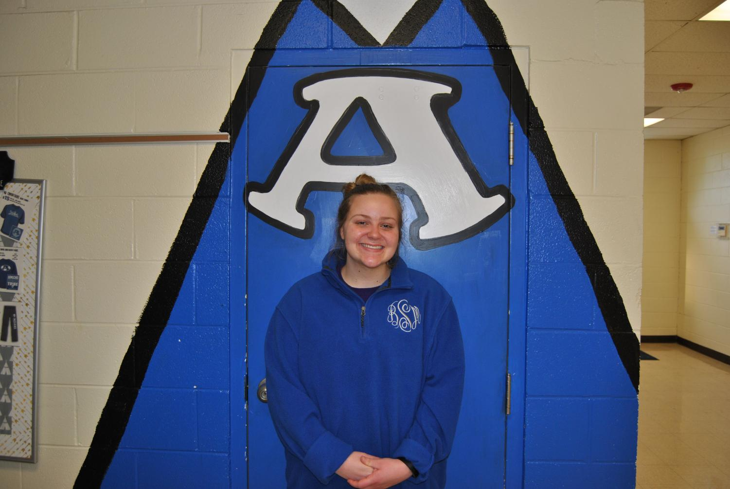 Bryson+Smith%2C+senior+at+AHS%2C+is+going+to+Berry+College+after+she+graduates.+Her+Father+works+there+and+her+Brother+attends+the+school.+Bryson+is+involved+with+volleyball%2C+yearbook%2C+key+club%2C+and+SADD+at+Armuchee.+Smith+said%2C+%E2%80%9CI%E2%80%99m+looking+forward+to+the+freedom+and+going+on+your+own+when+I+get+to+college.%E2%80%9D