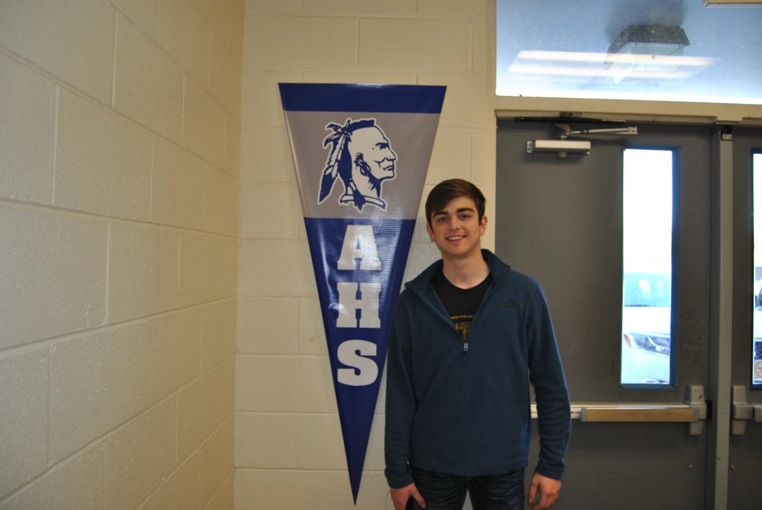 Luke+Smith%2C+senior+at+AHS%2C+is+going+to+Georgia+Highlands+College.+Luke+Smith+chose+this+college+because+it+was+the+best+price+for+him.+At+AHS+he+is+involved+with+FCA+and+FBLA.+Smith+said%2C+%E2%80%9CI%E2%80%99m+looking+forward+to+being+independent+after+high+school.%E2%80%9D