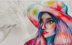 Emma Harrel-Firefly Fling Art Winner