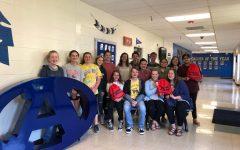 Brighter Birthdays: Key Club Spring Project