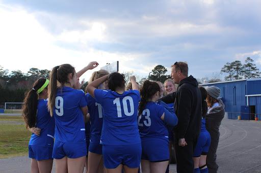 Boys and Girls Varsity Soccer 2019 Season