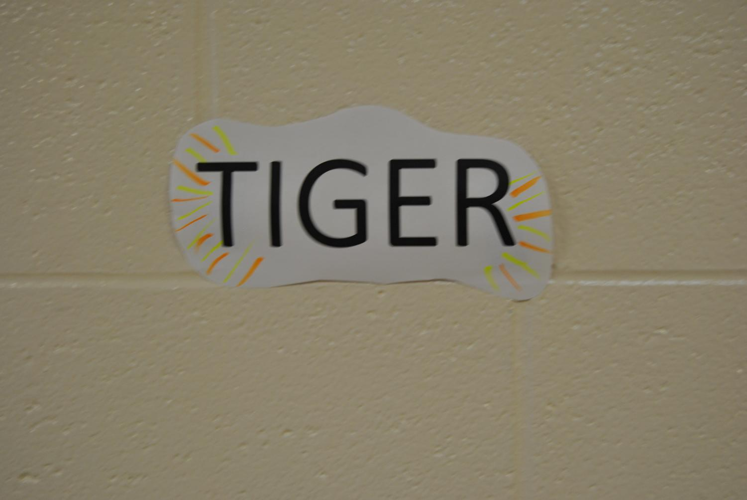 The+tiger+wins+March+Mammal+Madness.+