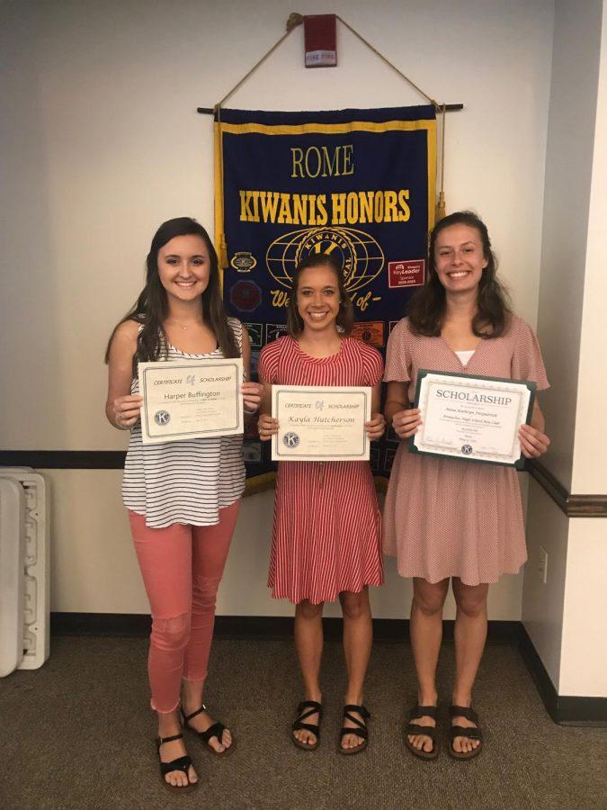 Kiwanis Scholarships 2019