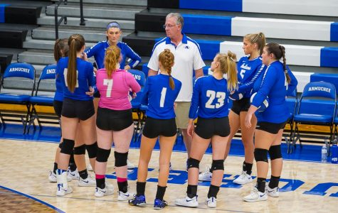 Volleyball Team Goes to the 1st Round of State