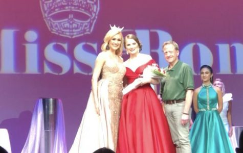 Olivia Crumbley Places 3rd in Miss Rome