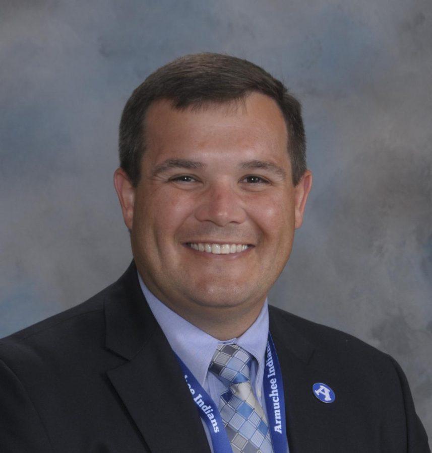 Getting to Know Principal Rhodarmer