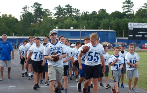 Meet the Tribe-An Armuchee Tradition Continues