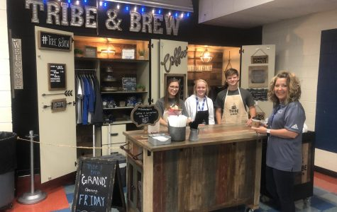 Tribe and Brew Coffee Shop Debuts