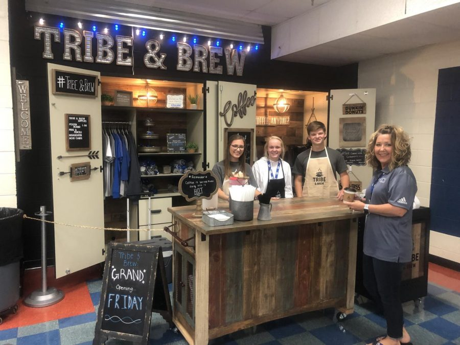 Tribe+and+Brew+Coffee+Shop+Debuts