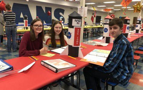 Celebrating Student Writing @ Portfolio Night 2020
