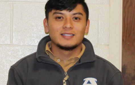 New Teacher/Coach: Mr. Vazquez