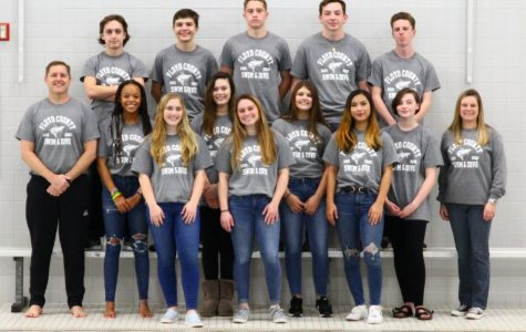 New Team On the Block – Floyd County Swim Team