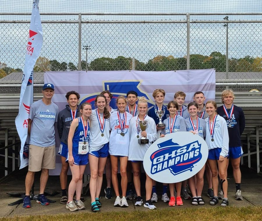 Armuchee Cross Country State Results: Lady Indians are State Champs